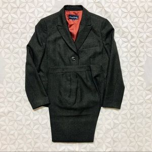 (12P) Evan- Picone Pant Suit 2pc
